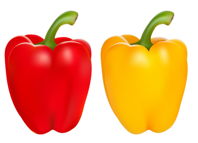 Red/Yellow Pepper